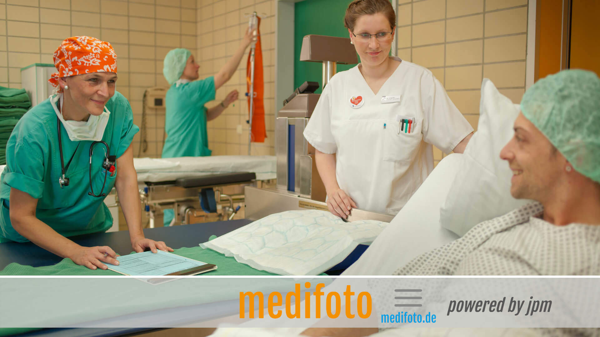 Klinikfoto Medifoto