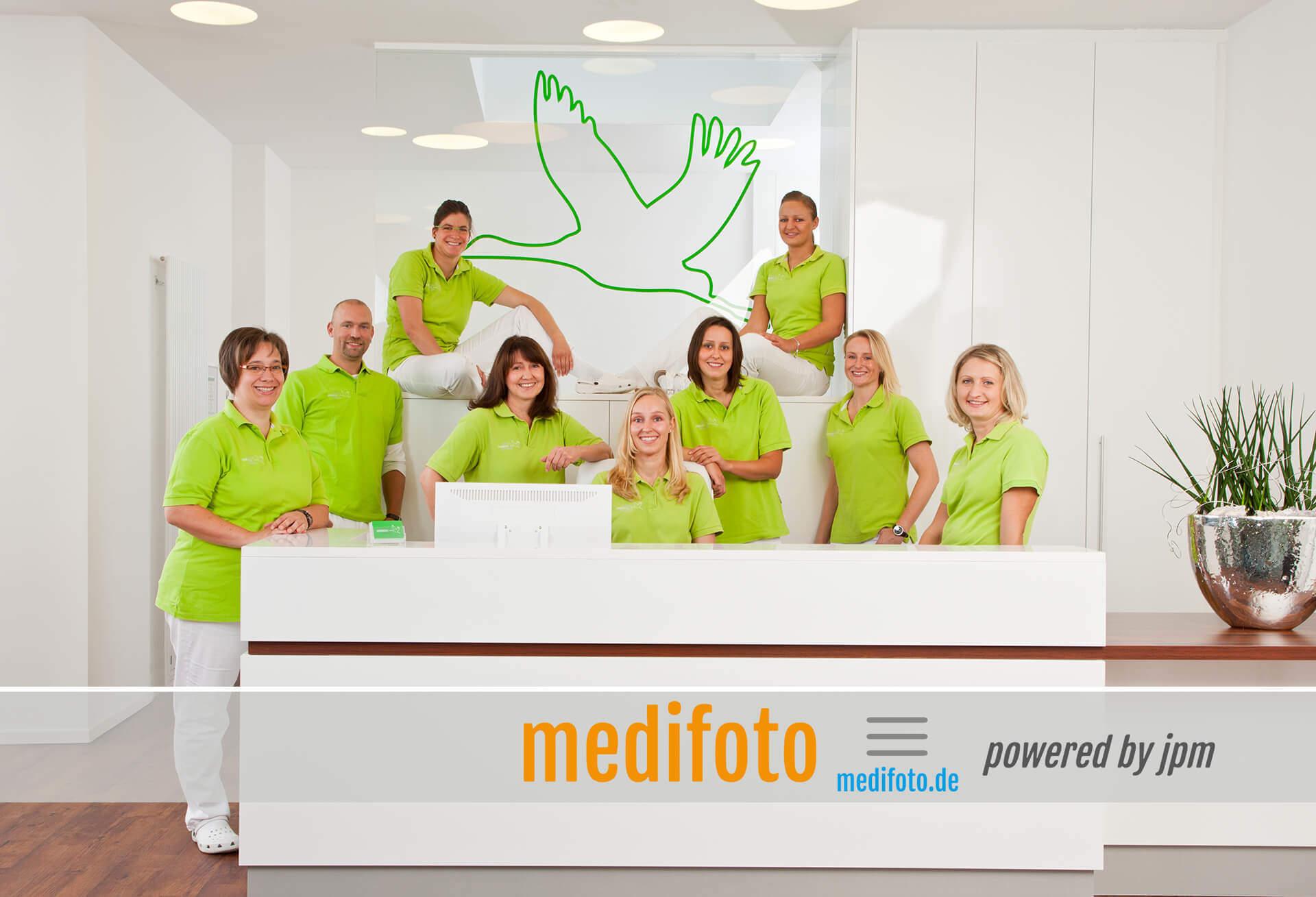 Medifoto , Foto Zahnarztpraxis