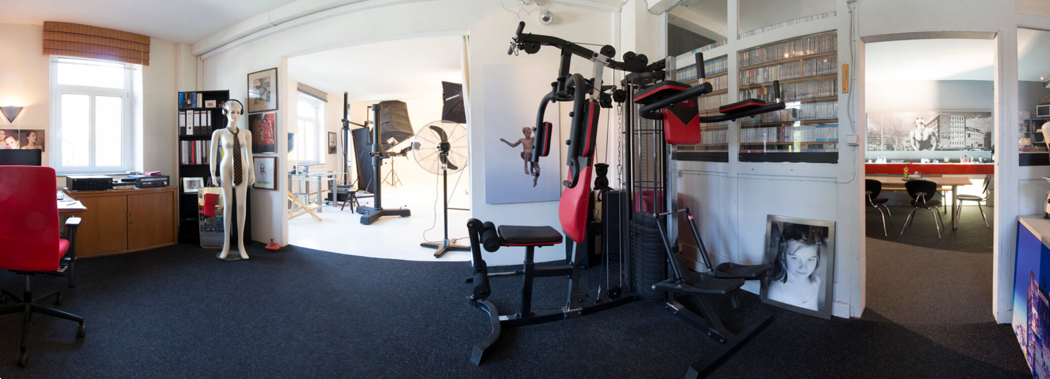 Studio-iX Kreativ Location