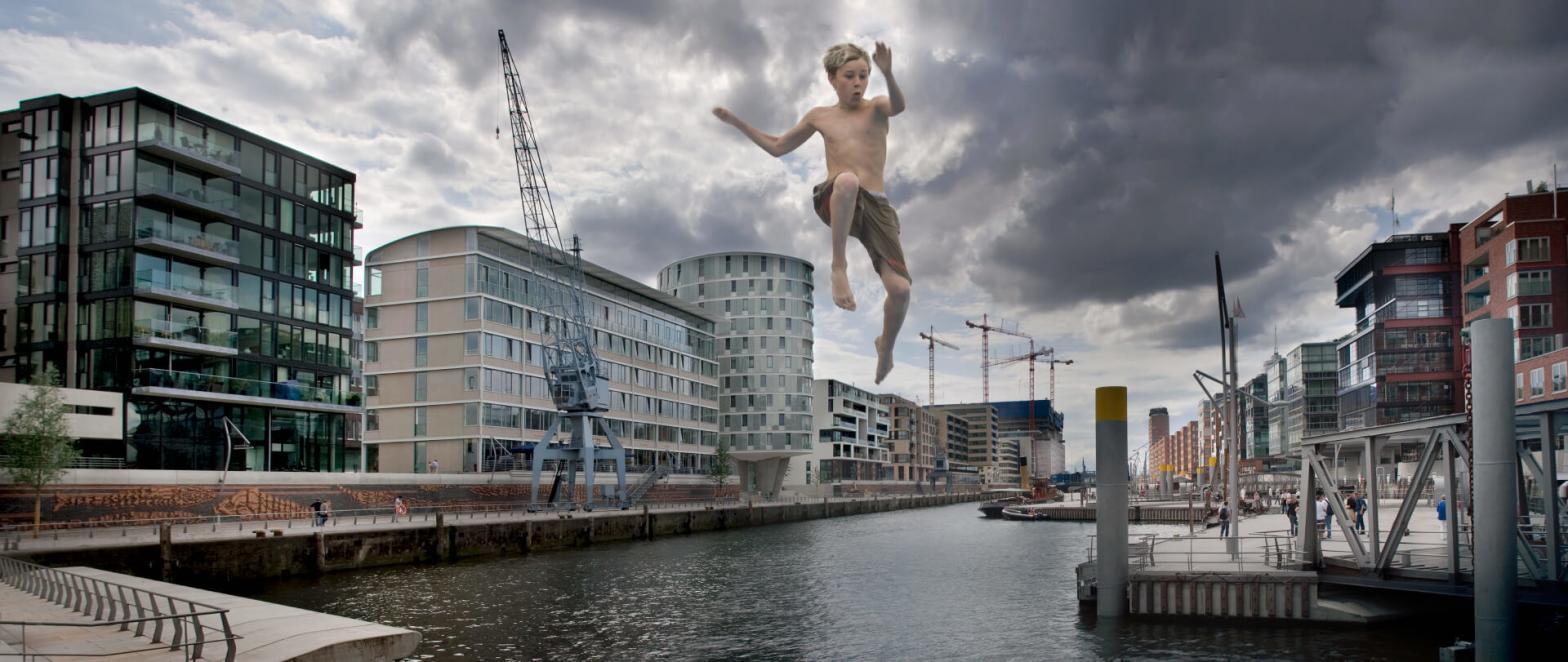 Live Composing Fotoshooting buchen für Leinwandfotos